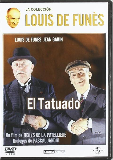El Tatuado (La Colección Louis De Funès) [DVD]: Amazon.es: Jean ...
