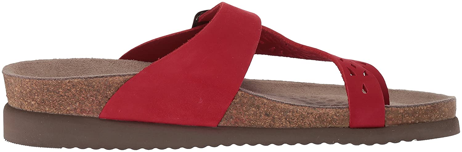 Mephisto HELEN ANYL Rosso 2800 P1466218, Infradito donna Rosso ANYL a0daaa