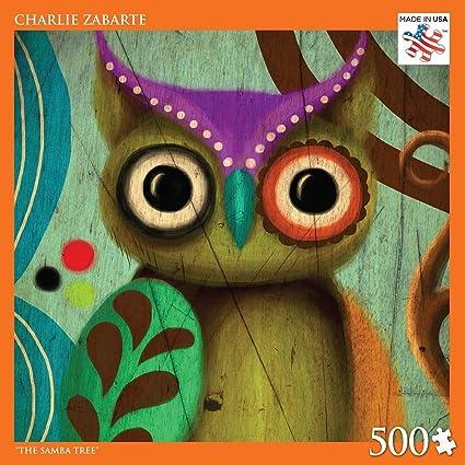 Andrews + Blaine The Samba Tree Puzzle (500 Piece)
