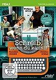 Schreib, wenn du kannst! / Charmante Boulevardkomödie mit Wolfgang Spier (Pidax Theater-Klassiker)
