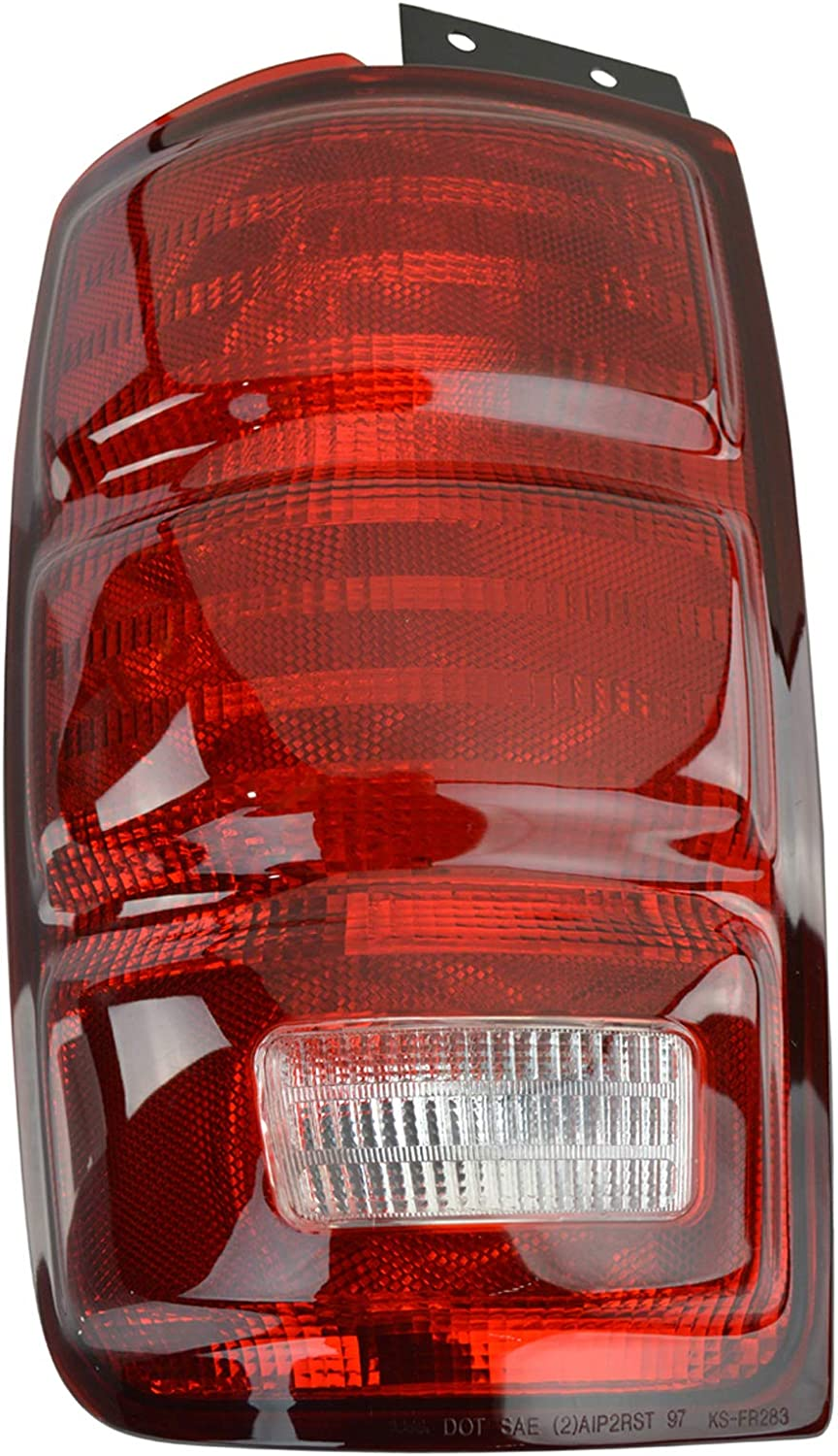 97-02 Ford Expedition Taillight Taillamp Rear Brake Light Lamp Left Driver Side