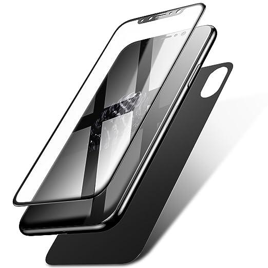 4 opinioni per iPhone X Screen saver, KuGi Protezione dello schermo iPhone X, protezione