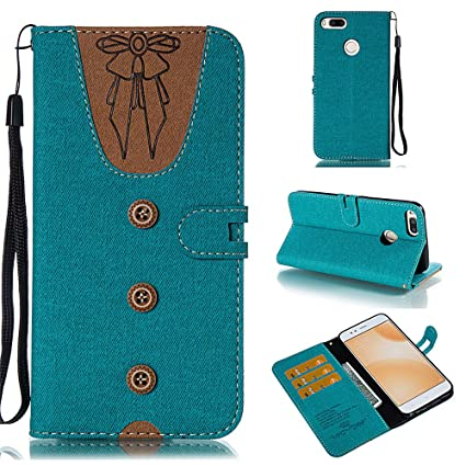 finest selection 4a1c6 a0b8f Amazon.com: Find box Xiaomi Mi A1 Wallet Case, Protective Leather ...