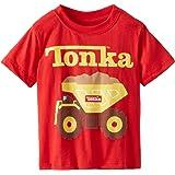 Tonka Boys' Short Sleeve T-Shirt