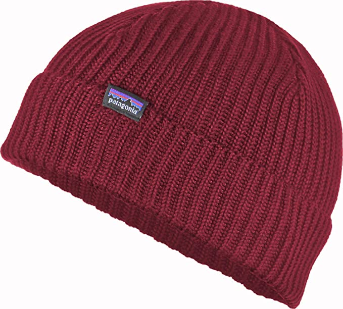 4f04656c3cdca Patagonia Fishermans Rolled Beanie: Amazon.co.uk: Clothing