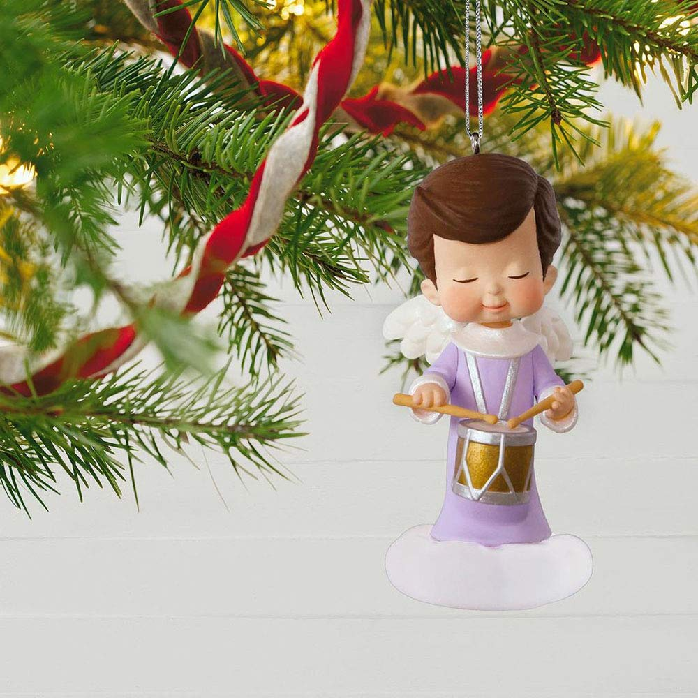 Hallmark Keepsake Christmas Ornament 2018 Year Dated Fairy Messengers Morning Glory Fairy Hallmark Cards