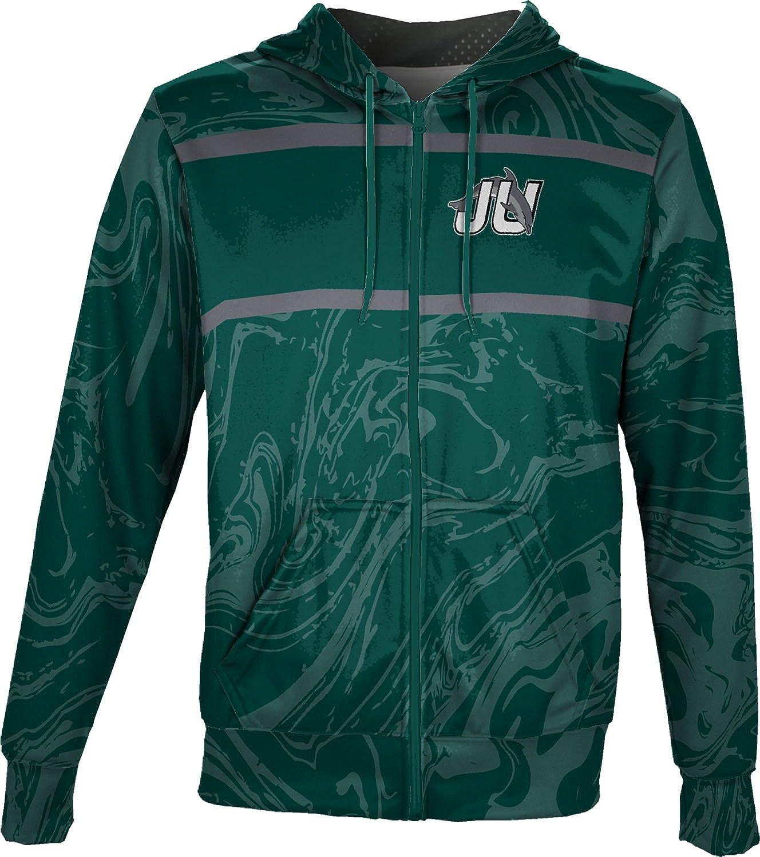 ProSphere Jacksonville University Boys Full Zip Hoodie Ripple