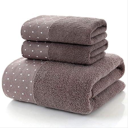 fgh166696 Toalla de Ducha de baño de algodón Toallas Gruesas 3 ...