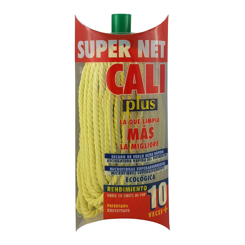 1 unit/à. Super Net Cali Mocio in Microfibra Blu