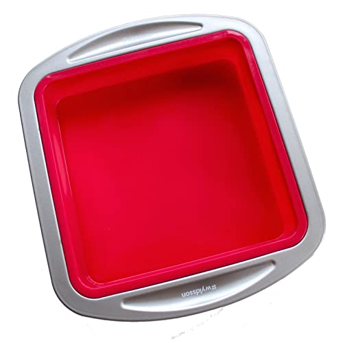 Inch Square Baking Tray Cake Tin  Inch Deep