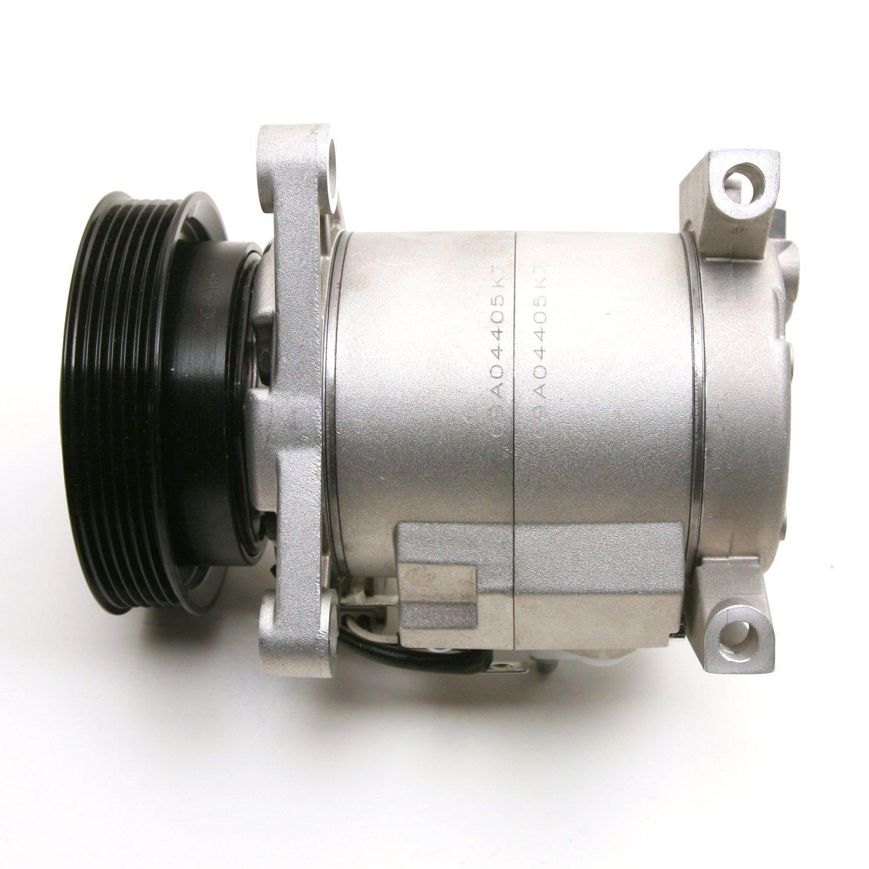 Delphi CS20075 New Air Conditioning Compressor CS20075DEL