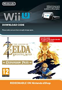 The Legend of Zelda: Breath of the Wild Expansion Pass DLC [Wii U