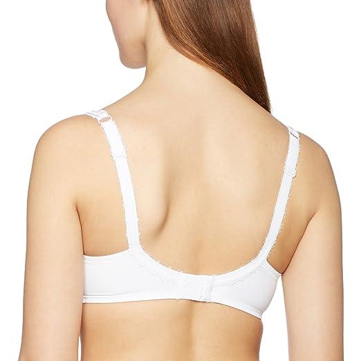 Playtex Flower Elegance, Sujetador para Mujer, Blanco (Blanco / Branco), 95EE: Amazon.es: Ropa y accesorios