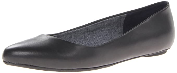 Dr. Scholl's Really Women Black Flats ...