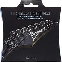 IBANEZ Snarenset elektrische gitaar nikkel Wound 6-snaren - Super Light 9-42 (IEGS6)