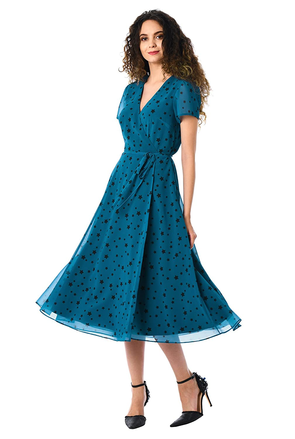 1940s Style Dresses, Fashion & Clothing