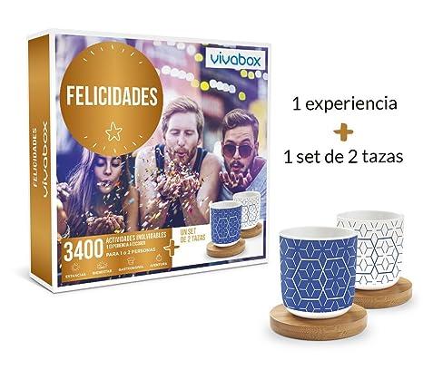 VIVABOX Caja Regalo -FELICIDADES- 3.400 Actividades ...