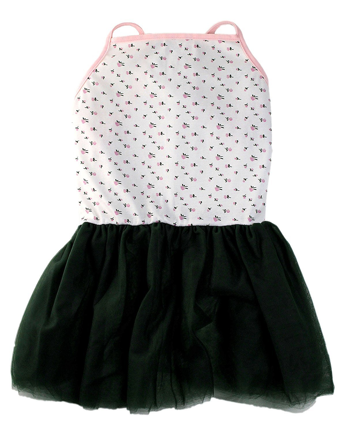 Midlee Pink Rose Tutu Large Dog Dress (XX-Large) by Midlee