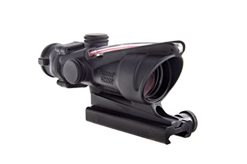 Trijicon ACOG 4X32 Scope Dual Illuminated Horseshoe Dot .223 Ballistic Reticle