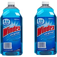 Windex Window Cleaner Refill, 67.6 oz, Value Pack(PACK OF 2)