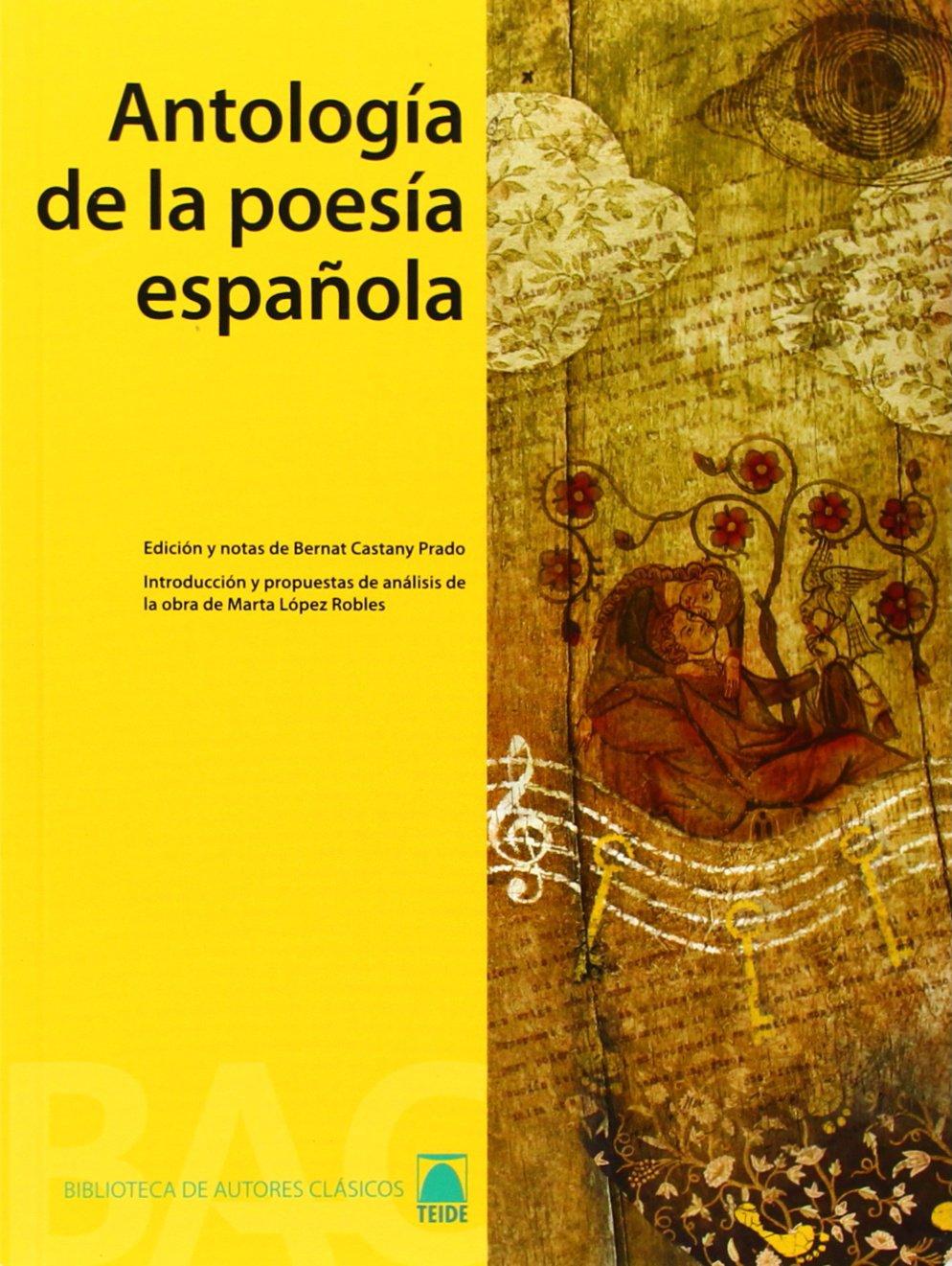 Antología de la poesía española. Biblioteca de Autores Clásicos 001: Amazon.es: Fortuny Giné, Joan Baptista, López Robles, Marta, Martí Raüll, Salvador: Libros