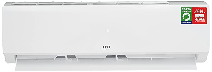 IFB 1.5 Ton 3 Star (2018) Split AC (Copper, IAFS18XA3T3C, White)