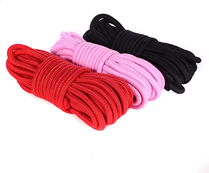 Pink Soft Rope,Craft Supplies Soft Rope,Multi-Purpose Rope