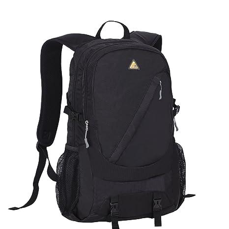 b488182b1579 Amazon.com: Kimlee Large 35L Waterproof Travel Daypack School ...