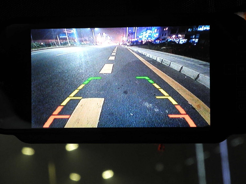 2009 Euzeo Sauvegardez Camera pour Toyota Prado Land Cruiser 120/Cam/éra de recul 2002