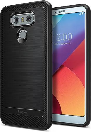 Ringke Funda LG G6 / G6 Plus [Onyx] [Gran Resistencia] Carcasa ...
