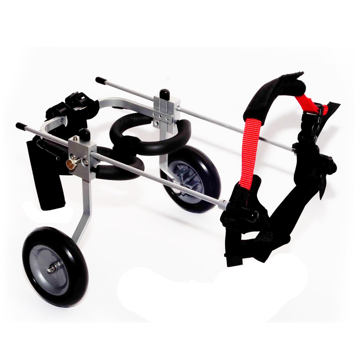 Best Friend Mobility BFMS-S&J Elite Dog Wheelchair, Small by Best Friend Mobility (Image #1)