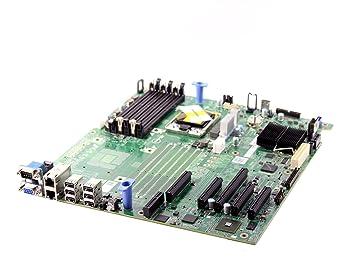 Dell PowerEdge T320 DDR3 SDRAM 8 Memory Slots Intel C600 Chipset Socket LGA1156 6X USB 2X LAN VGA Serial Port Motherboard 4DMNN 04DMNN CN Amazonca