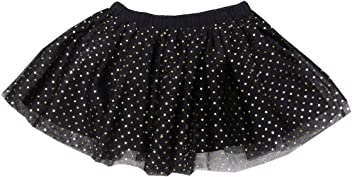 First Impressions Baby Girls Tulle Tutu Skirt Deep Black