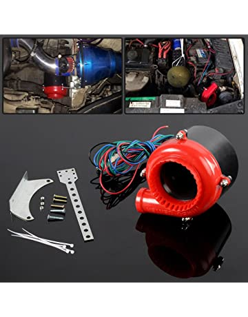Car Fake SSQV Dump Electronic Turbo Blow Off Valve SSQV BOV Analog Simulator Sound For Honda