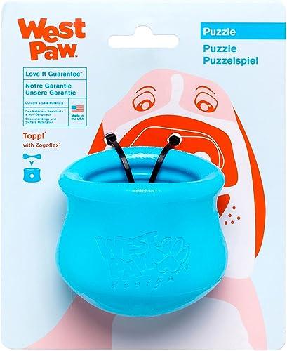 WEST-PAW-Zogoflex-Toppl-Treat-Dispensing-Dog-Toy-Puzzle