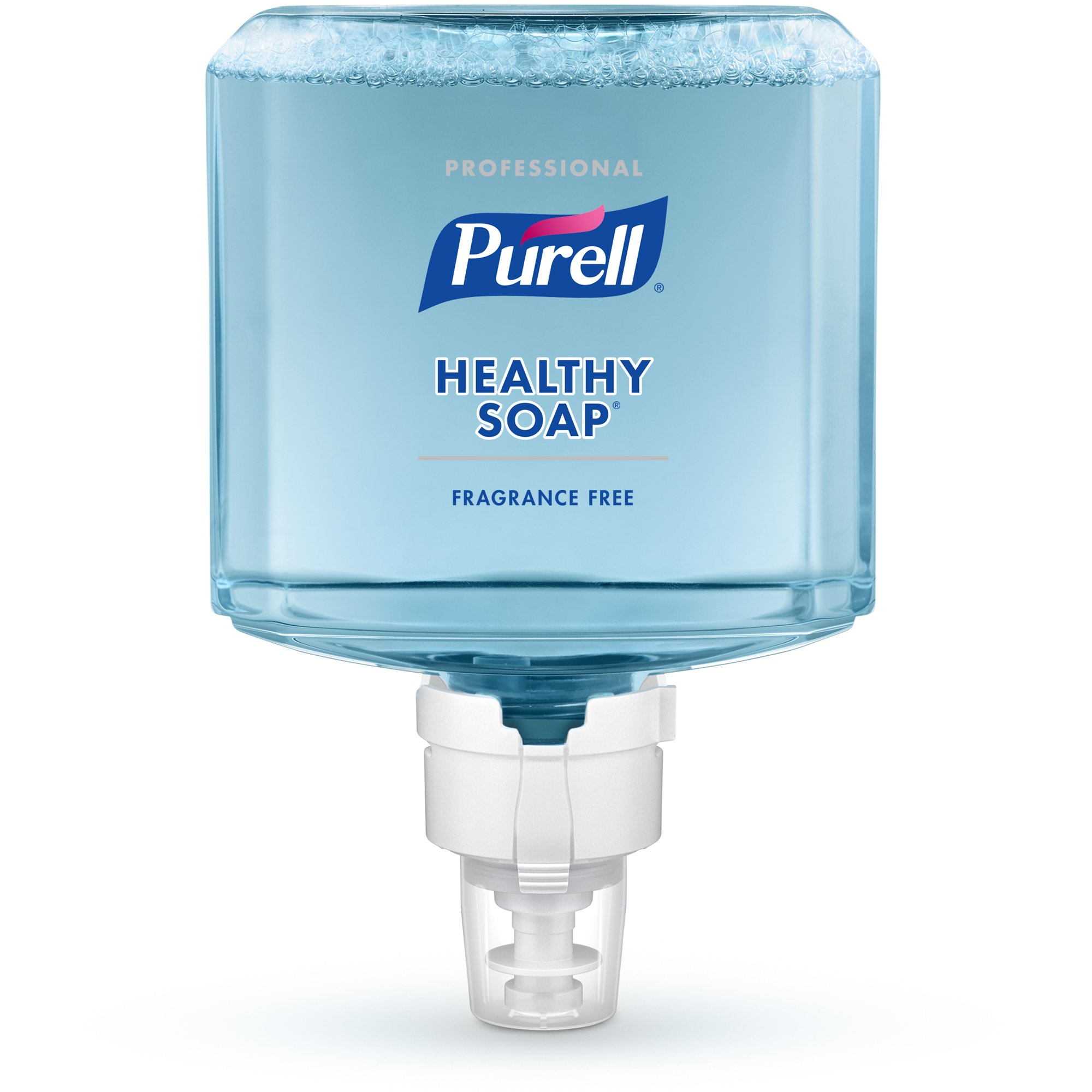 PURELL ES8 Professional HEALTHY SOAP Mild Foam Refill, Fragrance-Free, 1200 mL Green Certified Soap Refill for PURELL ES8 Touch-Free Dispenser (Pack of 2) - 7774-02 by Purell