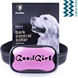 Dog Barking Collar For Small Medium And Large Dogs You Can Control Your Pet Unwanted Barking With This Safe GoodBoy Vibrating Anti Bark Training Device