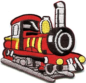 Amazoncom Train Engine Choo Choo Railroad Locomotive Retro