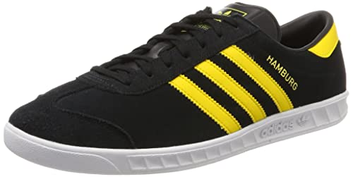 adidas Men s Hamburg Low-Top Sneakers  Amazon.co.uk  Shoes   Bags 9d3ebe013