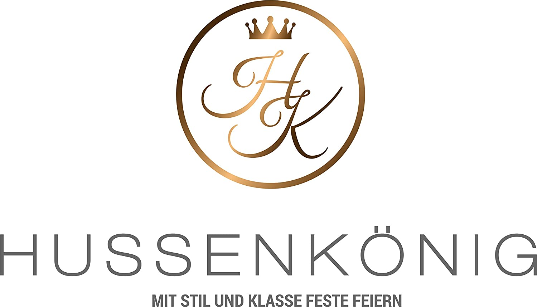 Hussenk/önig Hussen f/ür Bierzeltgarnitur Biertisch-Hussen Bierbank-Hussen 5 TLG Hussen Set gepolstert f/ür 70cm Biertische