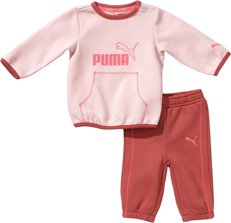 PUMA - Chándal, tamaño 62 UK, Color Parfait Rosa: Amazon.es: Ropa ...