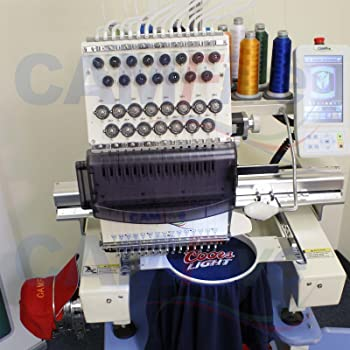 CAMFive CFSE-DM1501 embroidery machine