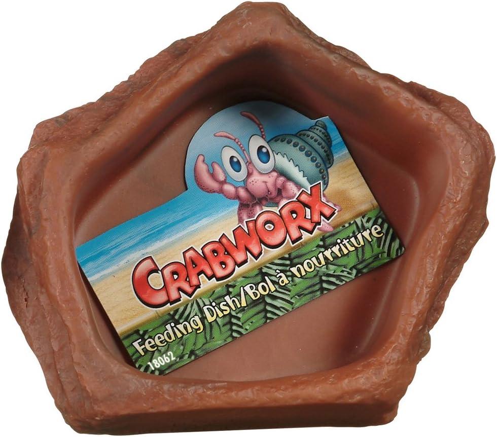 Crabworx Feeding Dish