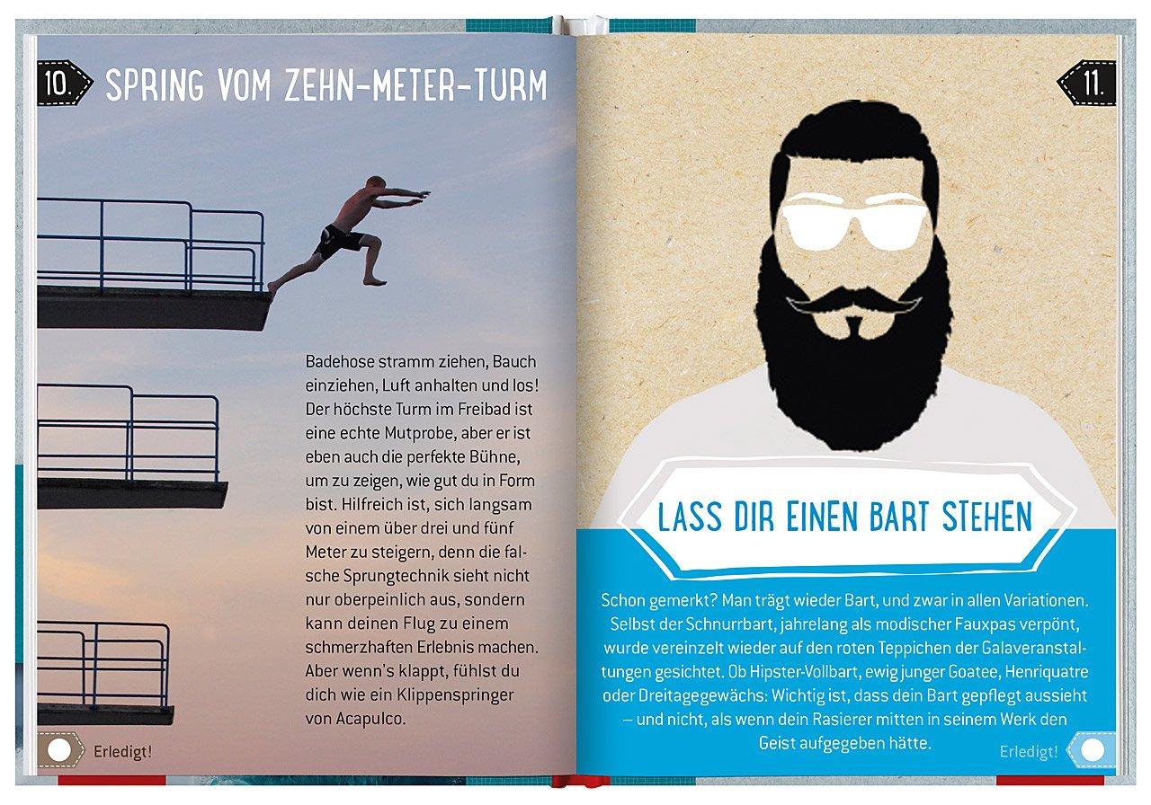 100 Dinge, die MANN einmal im Leben getan haben sollte: Amazon.de ...