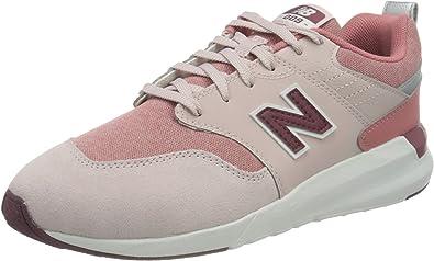 escocés Bolsa dormitar  New Balance 009 Ys009os1 Wide, Zapatillas Mujer: Amazon.es: Zapatos y  complementos