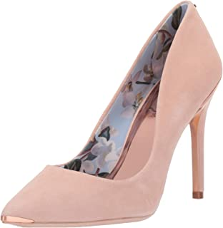 24325295b Amazon.com  Ted Baker Women s KAAWA Pump Nude 9.5 M US  Shoes