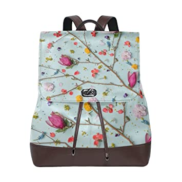 3bf6d64255f8 Image Unavailable. Image not available for. Color  Colorful Flower School  Backpack