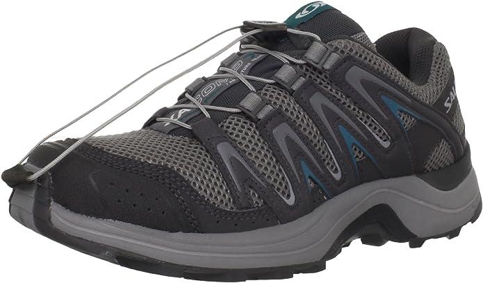 Salomon XA COMP 7 W Gris Mujer Zapatos Trail Montaña Outdoor ...