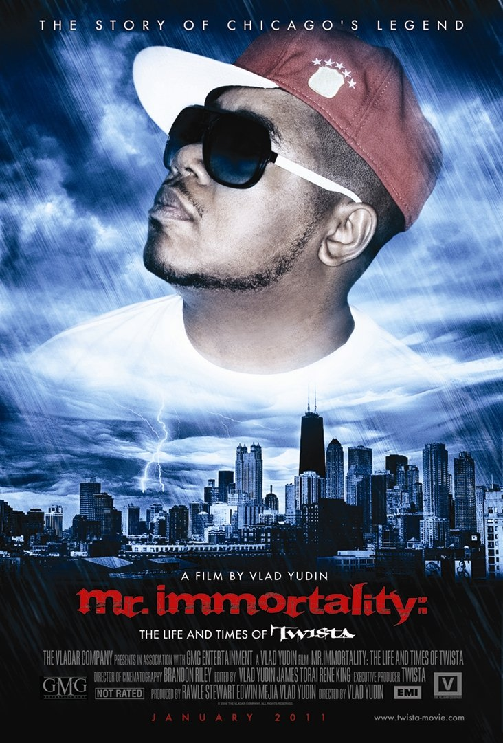 Mr. Immortality: The Life and Time of Twista USA DVD: Amazon ...