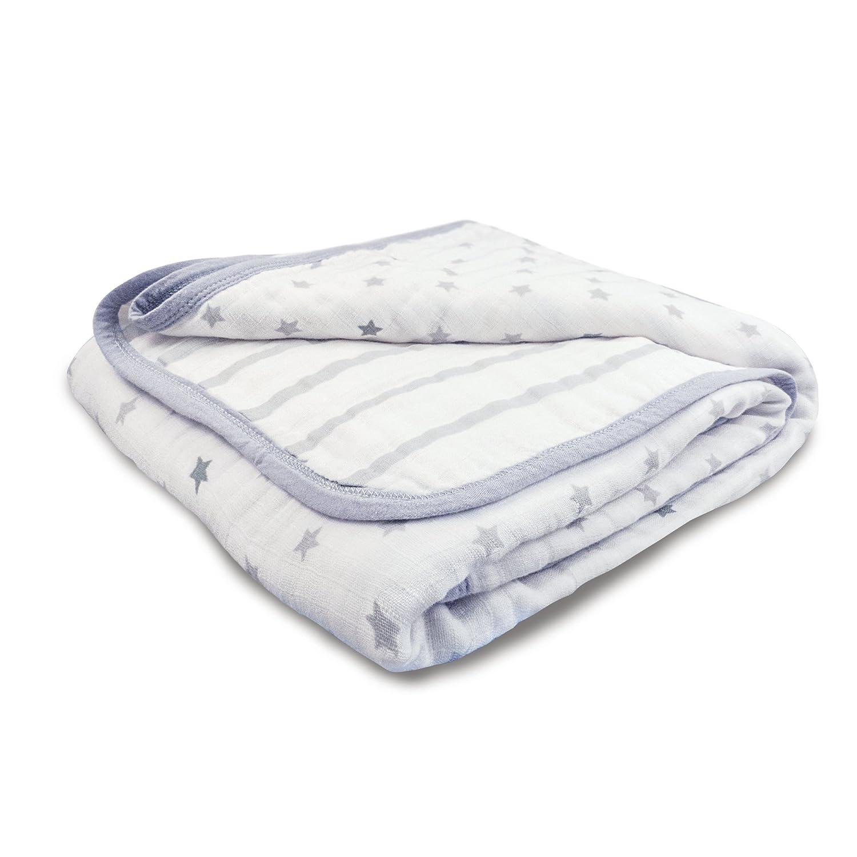 aden by aden + anais muslin blanket, baby star
